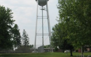 Winthrop Water Tower