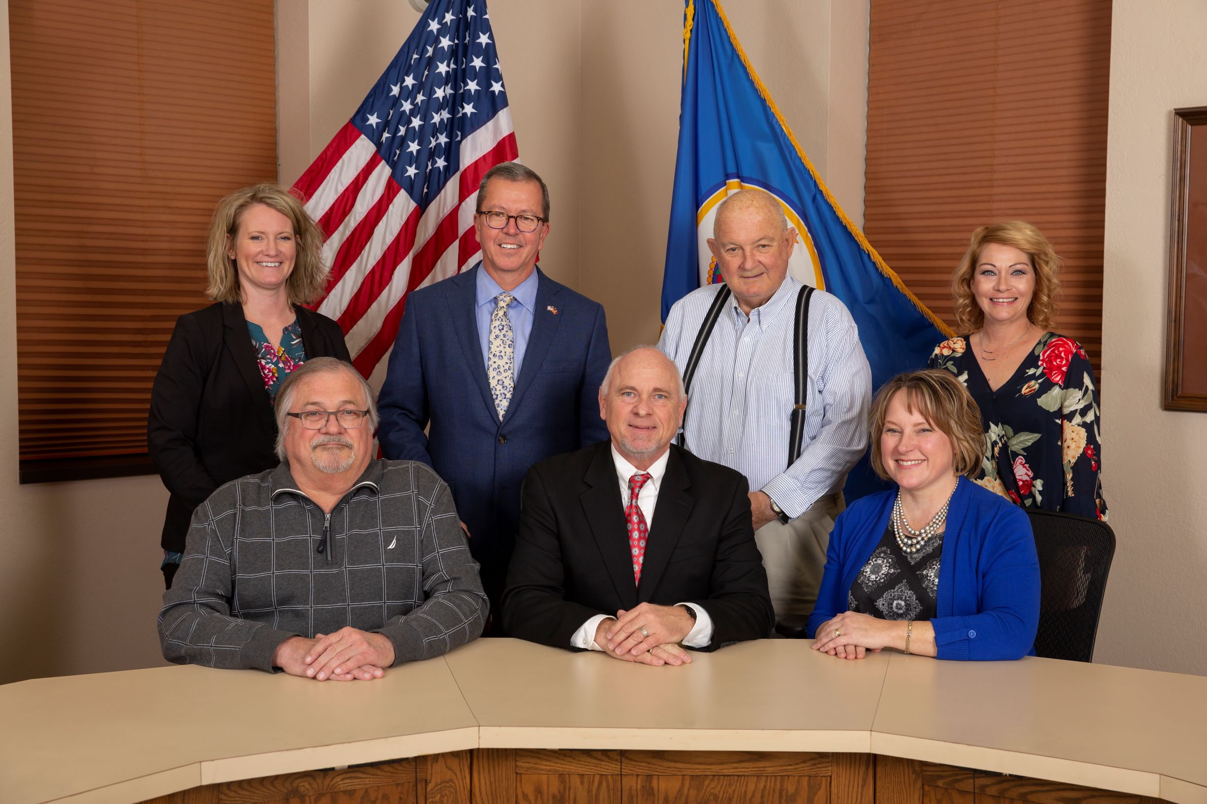 2019 Winthrop City Council